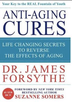 http://ageology.com We can't wait to read this book: Anti-Aging Cures. It's a fact: As the body produces less and less vital hormones, we begin to see and feel symptoms of the aging process. We agree, it is possible to improve the quality and duration of the human lifespan, prevent heart disease and obesity, and maintain optimal health as we mature with the science of nutrition, fitness and bio-identical hormones.