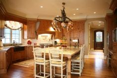 Beautiful kitchen done by us