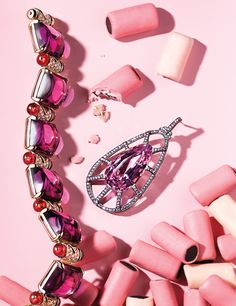 Candy Crush - Candy Colored Accessories, Bulgari