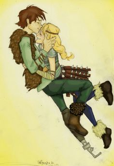 How To Train Your Dragon Hiccup And Astrid Sex