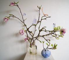 aastrom.dk Illustration and Magnolia