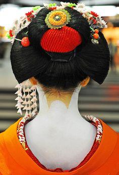 japanlove: Maiko in Kyoto by DanÅke Carlsson on...