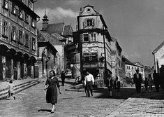 Bratislava, Prague, Street View, Times, Photography, History, Photograph, Fotografie, Photoshoot