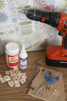 Tutorial: Scrabble Tile Necklaces plus Bonus - Making the World Cuter