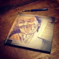 Ellen van Putten - The book 2013 - #dailydrawing