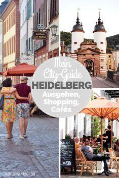 My Heidelberg - tips for your city break! Top Europe Destinations, Honeymoon Destinations, Holiday Destinations, Solo Travel Europe, Camping Europe, Oahu, Vacation Ideas, City Breaks Europe, Holiday Travel