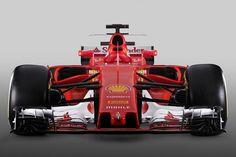 Ferrari SF70H, así es el nuevo coche de Vettel y Räikkönen