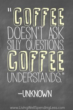 Is coffee always there for you? #Coffee #MrCoffee
