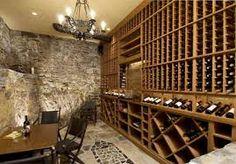 hidden wine cellar - Google Search