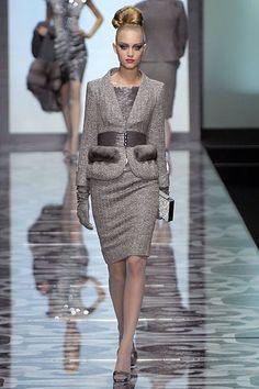 Valentino Fall 2007 Couture Collection Photos - Vogue