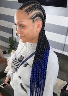 Braids With Bead Embellishments - 40 Best Big Box Braids Hairstyles Stich Braids, Crochet Braids, Box Braids Hairstyles, Hairstyles 2016, Black Hairstyles, Hairstyles Videos, Latest Hairstyles, Teenage Hairstyles, Hairstyles Pictures