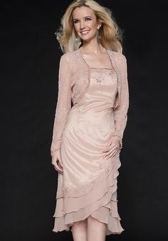 mother of the groom tea length dresses google search