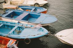 Boats in Carril.