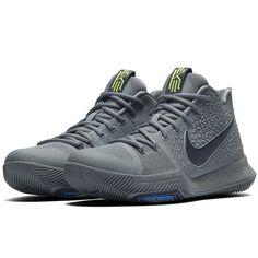 premium selection 1d7b5 98f9b Nike Kyrie 3 EP (852396-001) Cool Grey Midnight Navy