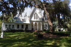 Visit The Rose Hill Mansion