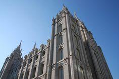 SLC LDS Temple - http://www.everythingmormon.com/slc-lds-temple-2/  #mormonproducts #LDS #mormonlife