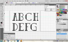 Bobber Typeface by Lucas Perdidão, via Behance