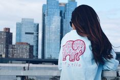 Ivory Ella t-shirts have already raised $100k for Save the Elephants!