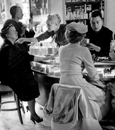 1957 Charles of the Ritz Powder bar