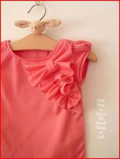 Clothes For Teenage Girl 2016 Teenage Girl Outfits, Cute Girl Outfits, Little Girl Dresses, Kids Outfits, Girls Dresses, Frock Design, Fashion Kids, Fashion Clothes, Fashion Fashion