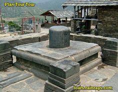 Tourist Attraction India: Lakha Mandal Temple Dehradun India