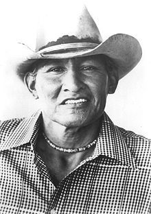 "Will Sampson, actor - was living in Yakima, WA when he was cast in ""One Flew Over The Cuckoo's Nest""."