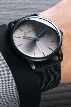 Iconic Gray Watch by Cgenstone   #MenWatches