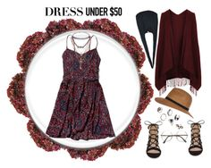 """Dress under 50"" by beachan on Polyvore"