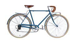 Saetta 7-Gang-Rad von Taurus Cicli