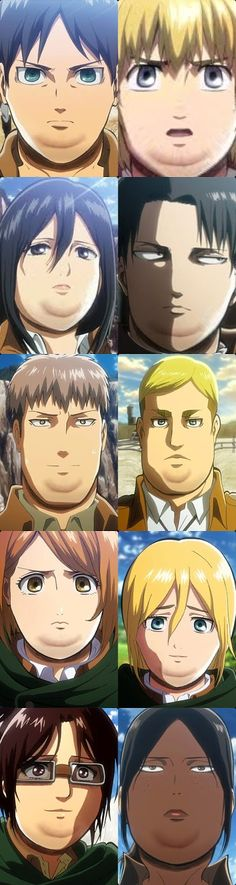 Attack on Titans. They came to America.