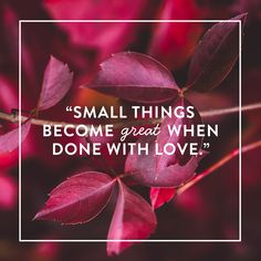 Do all things with love. #Fixpiration