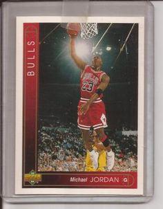 1993-94 Upper Deck #23 Michael Jordan