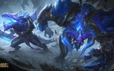 New Blackfrost Alistar, Blackfrost Rek'Sai And Blackfrost Renekton Skins Available In Lol Upcoming Patch Lol League Of Legends, Splash Art, The Minotaur, Riot Games, Photoshop, Mobile Legends, Game Character, Packers, Anime Manga