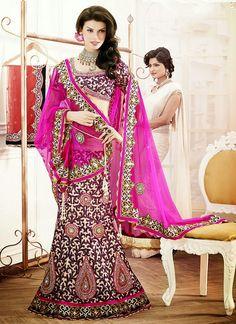 Fashion: Party Glam Glamorous Lehenga Cholis