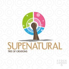 Supernatural   StockLogos.com