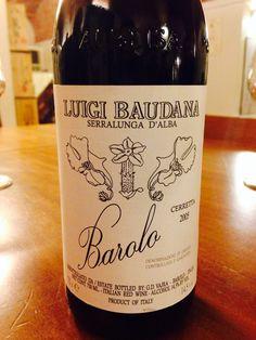 Luigi Baudana Barolo 2005