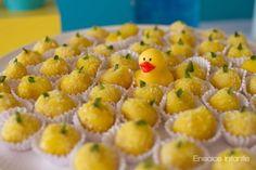 Rubber Ducky themed food ideas