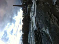 Winooski Falls-VT