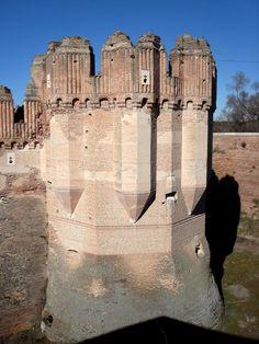 Castillo de Coca  Segovia  Spain
