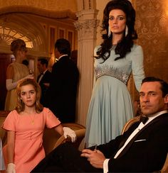 Mad Men Season 6 Photos – In Color | Tom & Lorenzo Fabulous & Opinionated