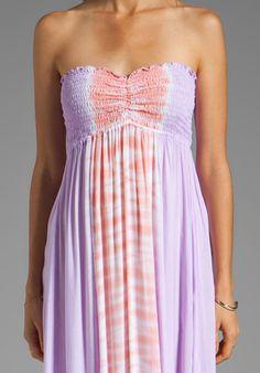Seaside Maxi Dress