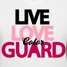 Color Guard T-Shirts | Spreadshirt