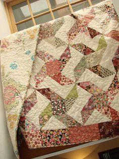 Mais um quilt terminado ... | Flickr - Photo Sharing!