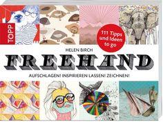 Freehand: Aufschlagen! Inspirieren lassen! Zeichnen! von Helen Birch http://www.amazon.de/dp/3772461905/ref=cm_sw_r_pi_dp_oz1xub1FWKC4C