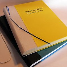 Exquisite Oversized Custom Journal. Artist's Sketchbook. Multi Purpose Notebook.
