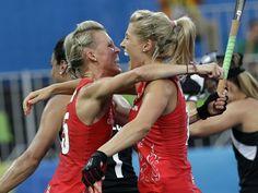 Rio Olympics 2016 New Zealand women's hockey team lacked finish in semifinal defeat - New Zealand Herald