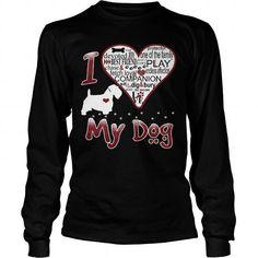 I LOVE MY DOG SEALYHAM TERRIER LONG SLEEVE TEES T-SHIRTS, HOODIES ( ==►►Click To Shopping Now) #i #love #my #dog #sealyham #terrier #long #sleeve #tees #Dogfashion #Dogs #Dog #SunfrogTshirts #Sunfrogshirts #shirts #tshirt #hoodie #sweatshirt #fashion #style