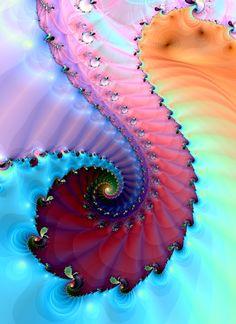 Recopilación, imágenes de fractales y Geometría Sagrada ...