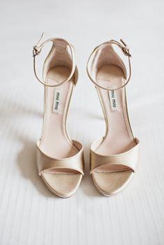 Miu Miu Bridal Shoes | Wedding Ideas | My Style | Pinterest ...