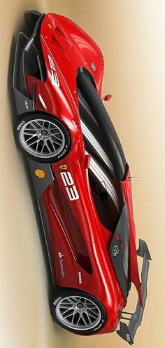 (°!°) Ferrari Xezri Competizione  Designed by Samirs Sadikhov find it at deviantart.com
